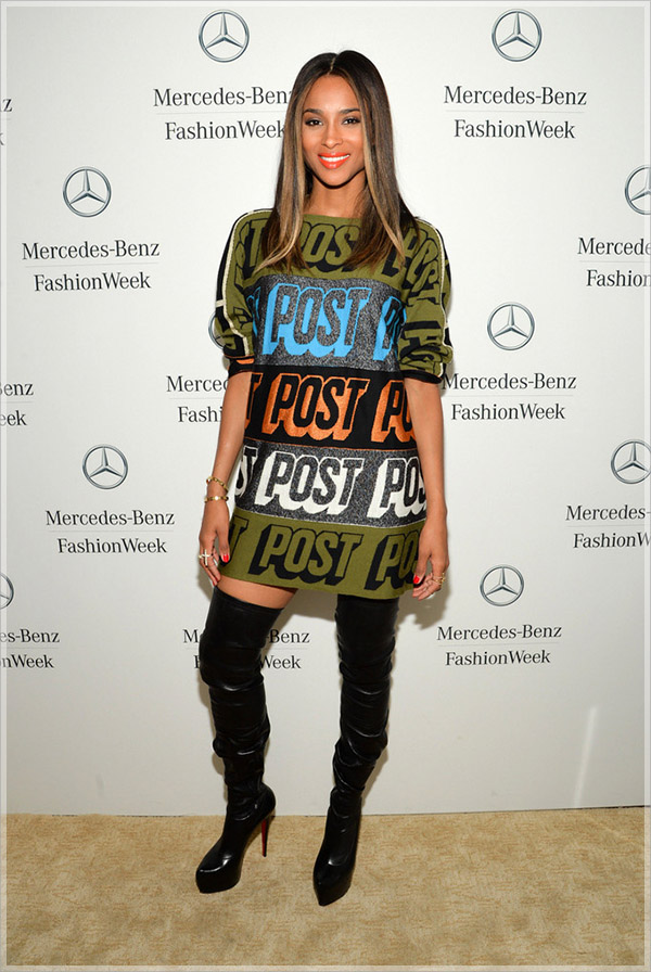 Ciara-at-MBFW-event