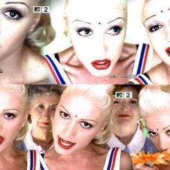 Gwen Stefani Cali girl meets pop-punk bindi