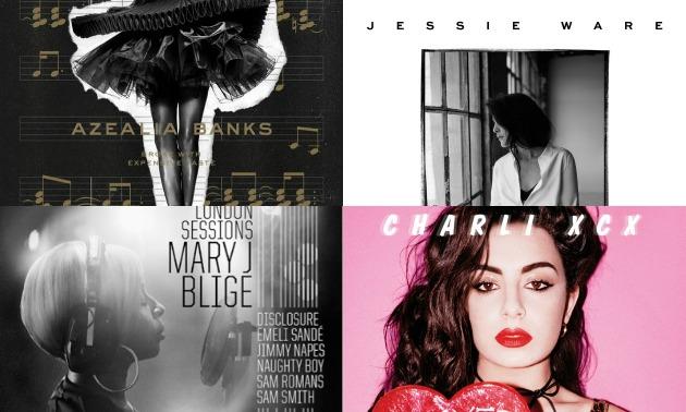 favorite albums 2014