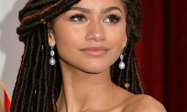 Zendaya Hairstyles Braids: Zendaya's Response To Criticism Of Her Oscars Locs Is