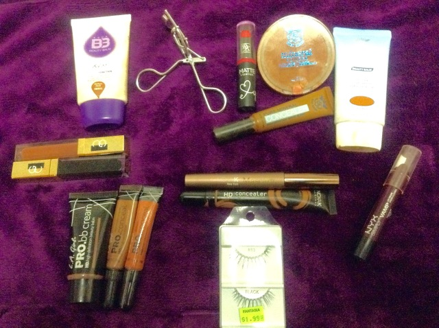 beauty supply store makeup