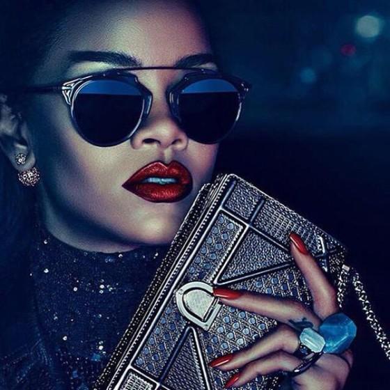 Rihanna Dior