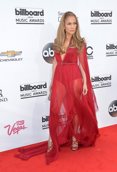 LAS VEGAS, NV - MAY 18:  Singer Jennifer Lopez attends the 2014 Billboard Music Awards at the MGM Grand Garden Arena on May 18, 2014 in Las Vegas, Nevada.  (Photo by Frazer Harrison/Getty Images)