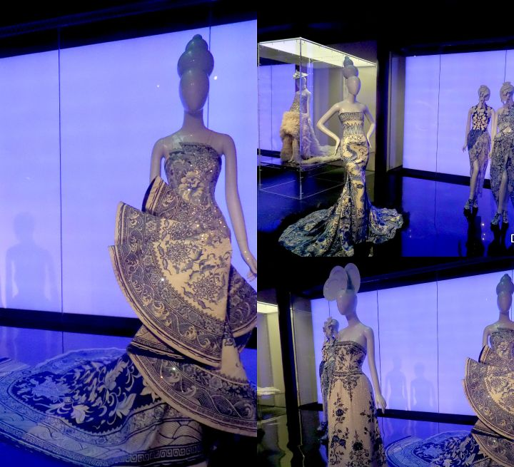 porcelain dresses met