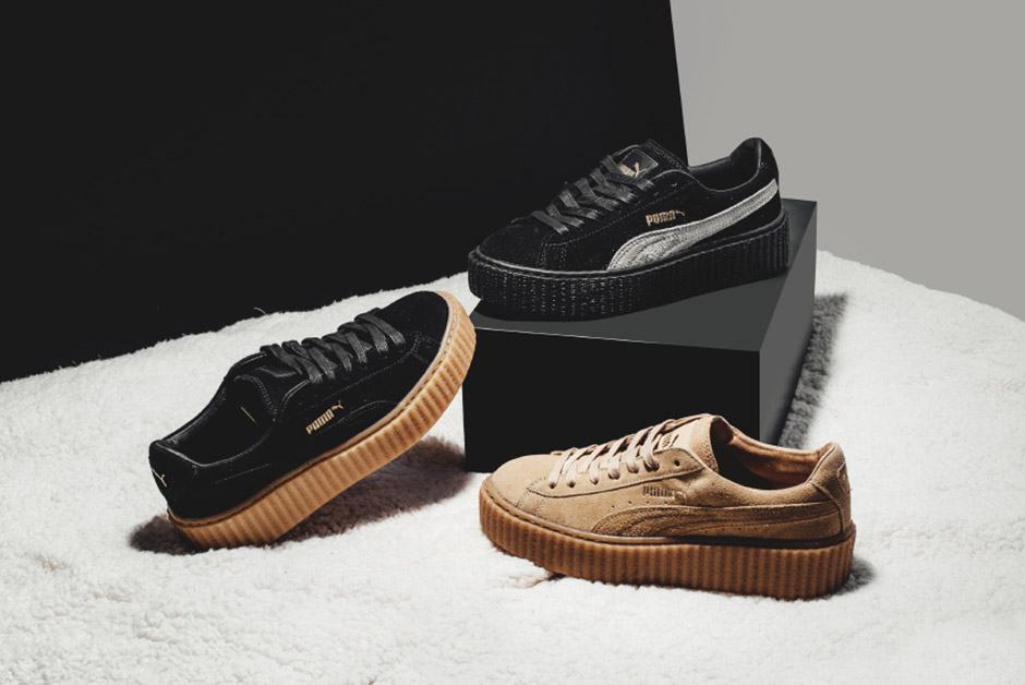 cf329f3c42 Puma Rihanna Fenty Creepers simplisecurity.co.uk
