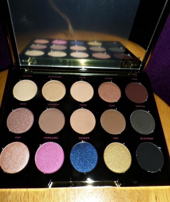 Gwen Stefani x UD palette
