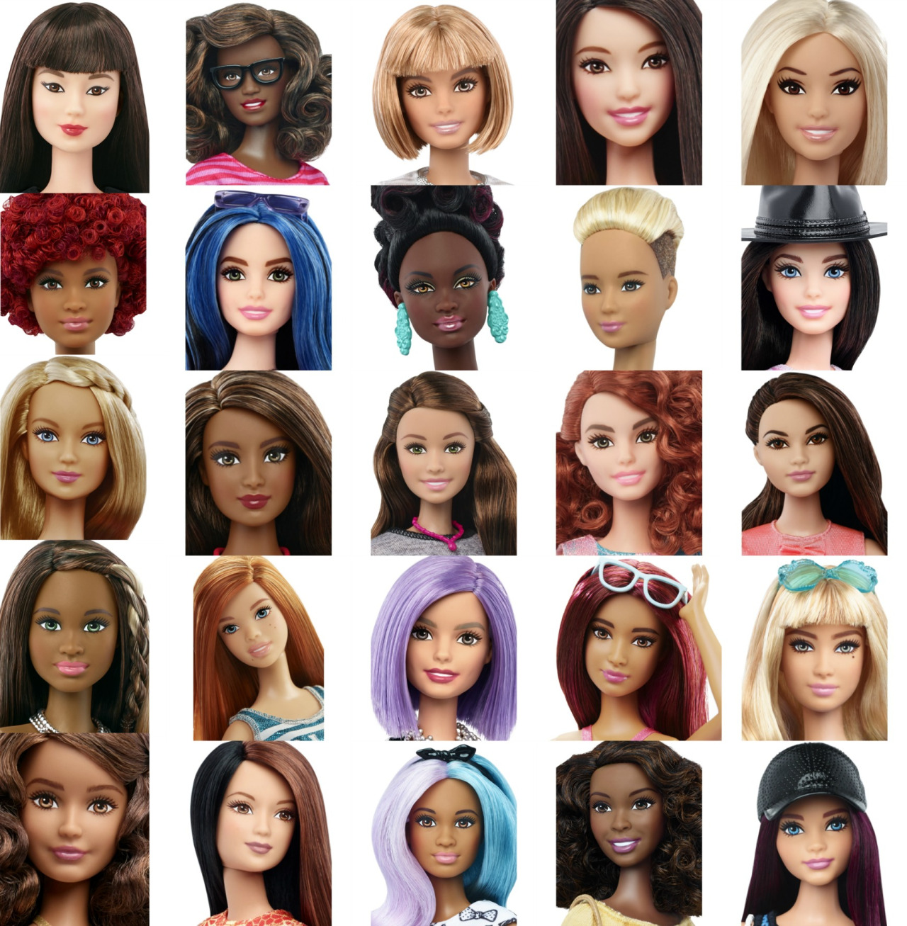 The New Era Of Barbie Is Here And She S More Realistic