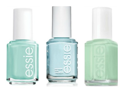"THE GLAM DOWN: A Throwback to Essie's ""Mint Candy Apple"""